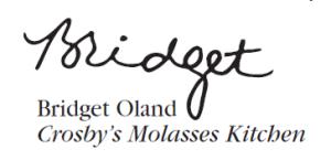 Bridget signature