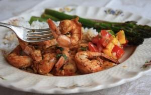 Cajun shrimp -2