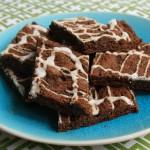 Chocolate spice hermits