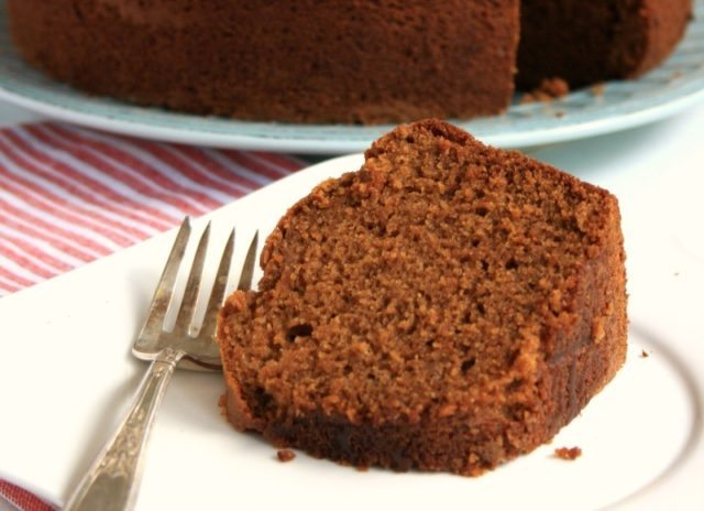 Whole wheat applesauce cake recipe is healthy-ish and delicious