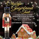 Crosby's Gingerbread Trail 2018