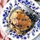 favourite blueberry pancake recipe