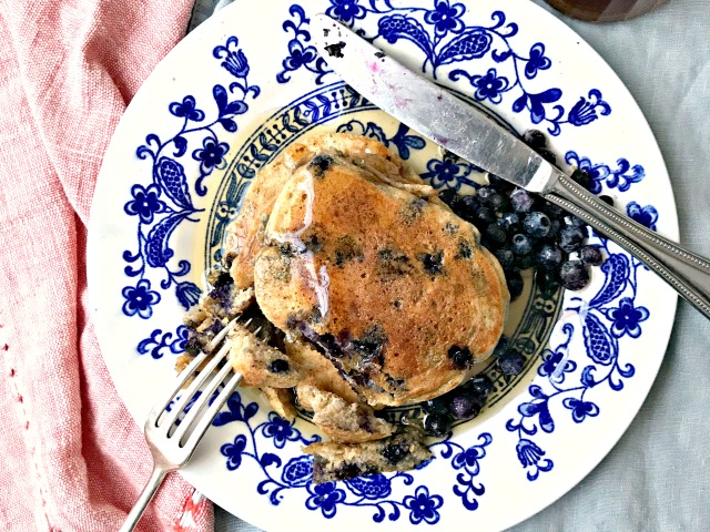favourite blueberry pancake recipe