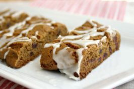 Chewy hermit bars are a classic molasses cookie recipe - nicely spiced with a wholesome texture.