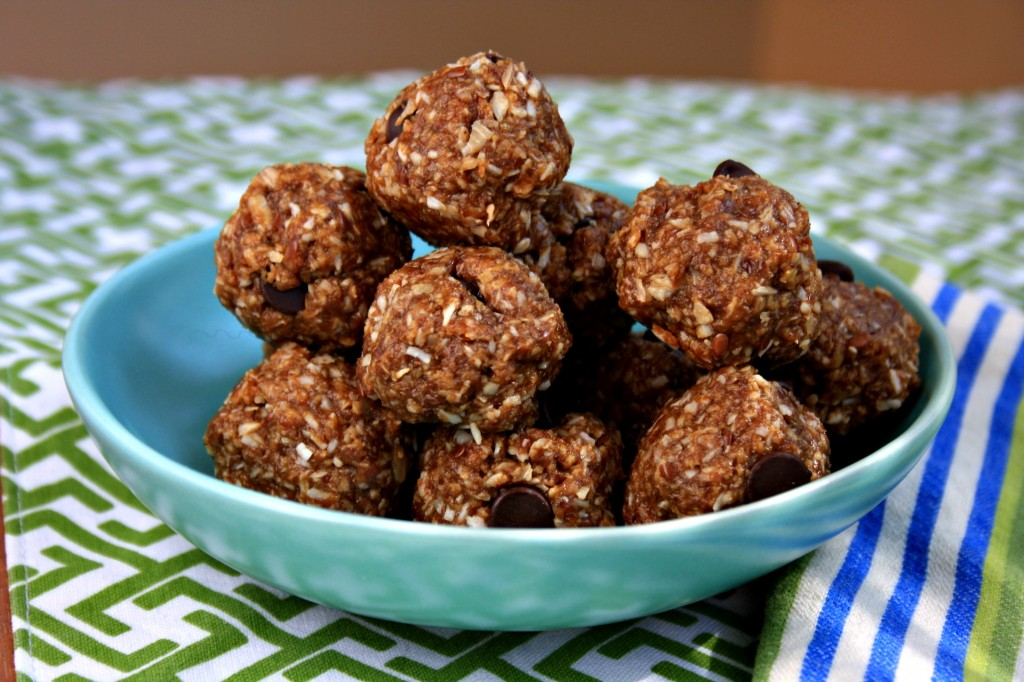 almond butter energy balls recipe are no-bake, speedy and gluten free