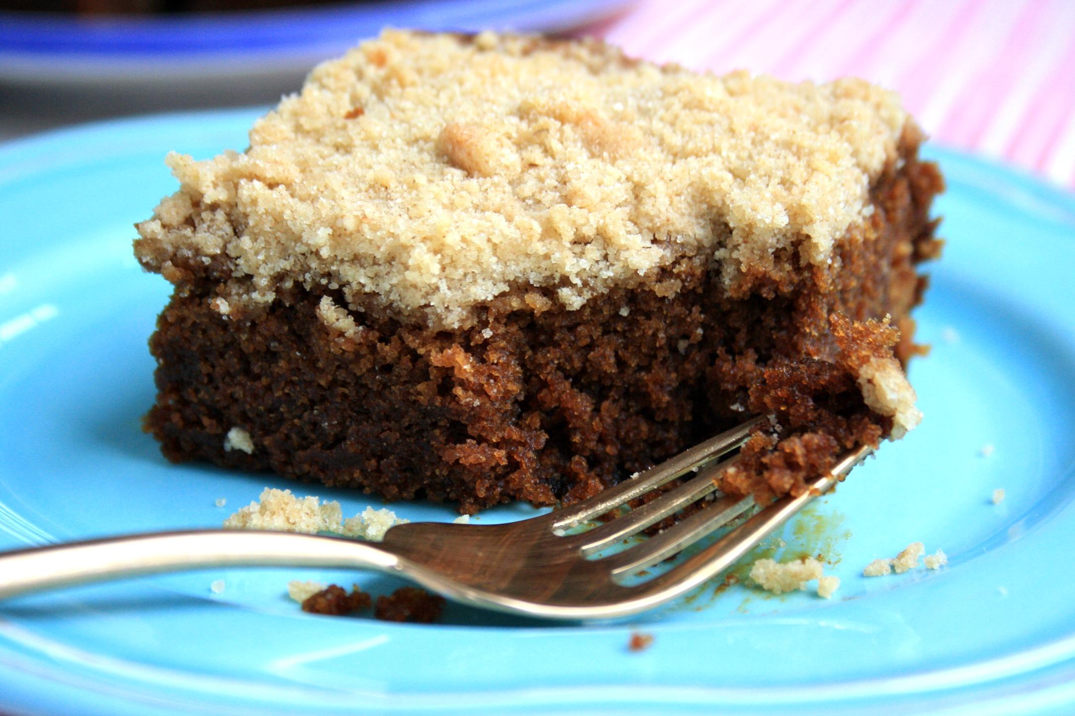 Sugar Crumb Cake