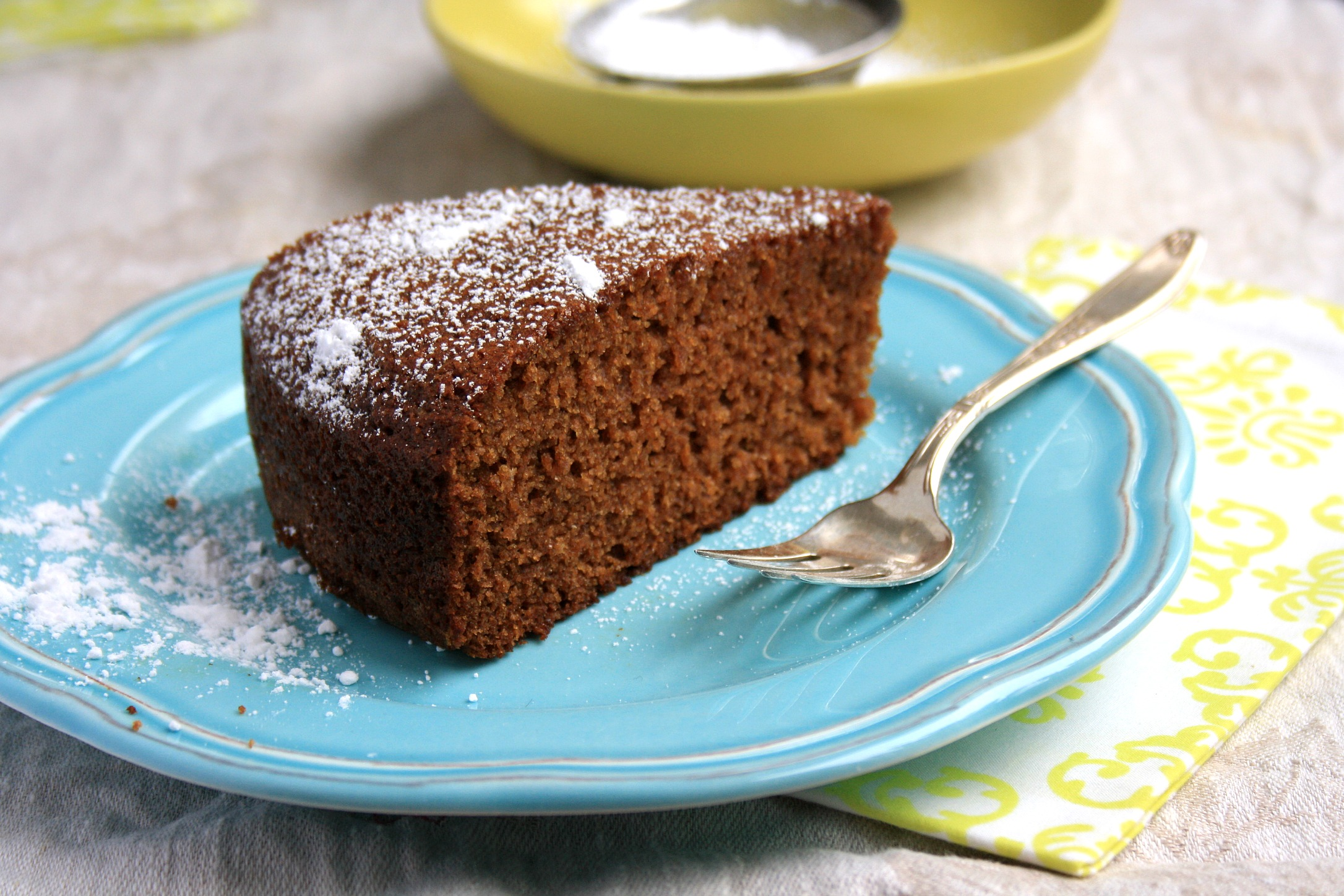 Easy Apple Spice Cake makes a wholesome snack - Crosby's Molasses