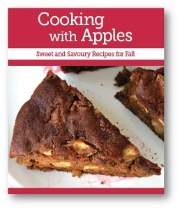 Cooking with apples - nine recipes for sweet and savoury dishes made with apples