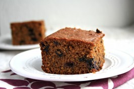 blueberry-flax-gingerbread