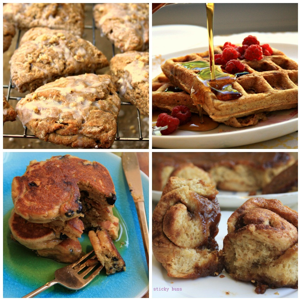 Four easy and delicious Holiday breakfast ideas