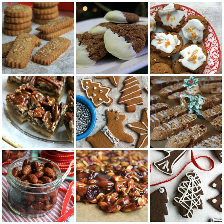 Festive cookies and homemade gifts - 20 recipes for Holiday treats