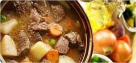 Island Beef Stew