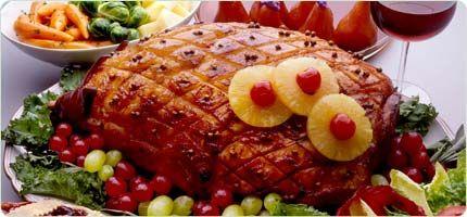 Pineapple Ham