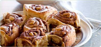 Molasses Sticky Buns