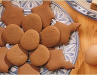 Old fashioned Ginger Snaps recipe