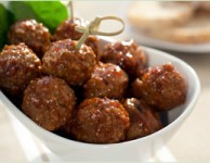 Molasses Meatballs
