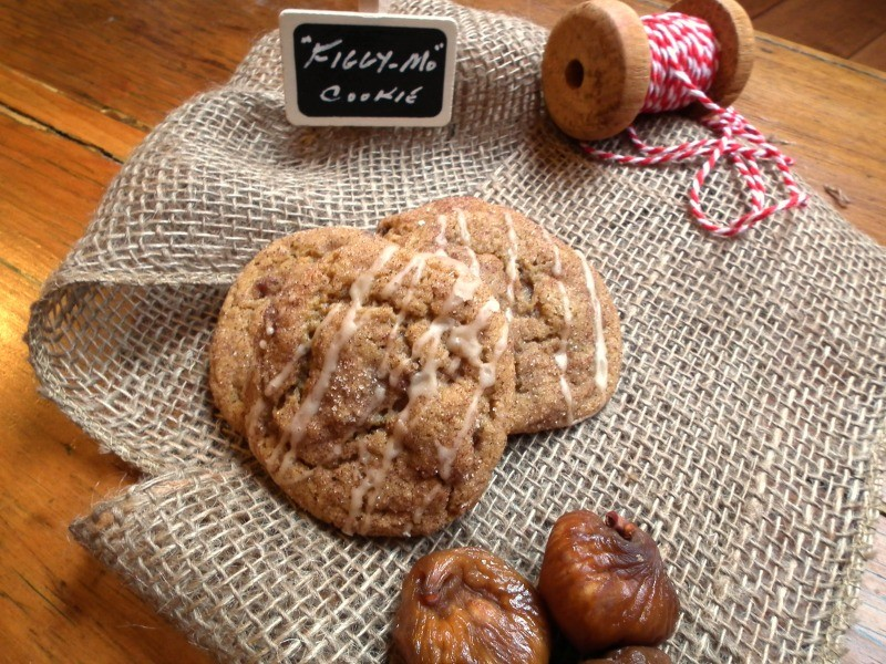 fig and molasses cookies