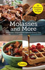 Molasses and More cookbook