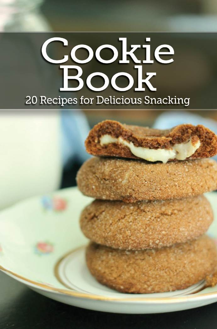Crosby's Cookie eBook