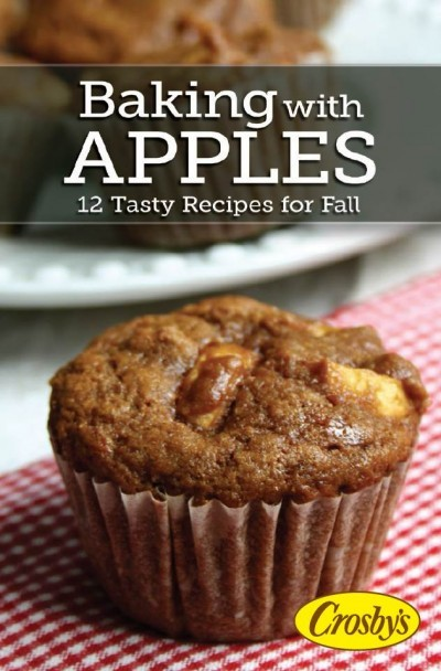 12 recipes for baking with apples