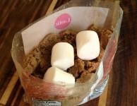 Marshmallows in brown sugar 2
