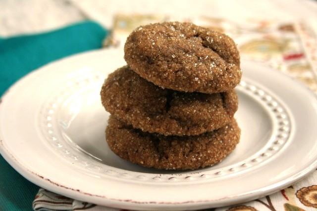 Pumpkin Molasses Cookies - Crosby's Molasses