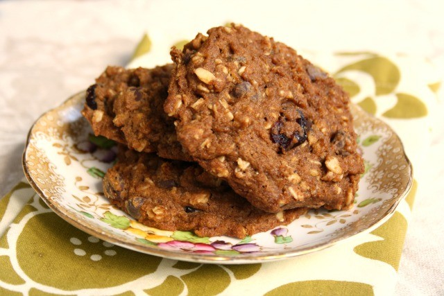 fashioned oatmeal cookie is hard to find. The kind of oatmeal cookie ...