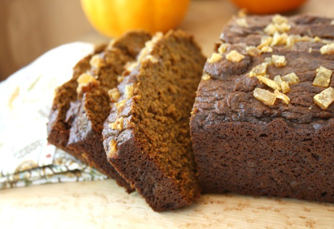 Pumpkin Gingerbread - Crosby's Molasses