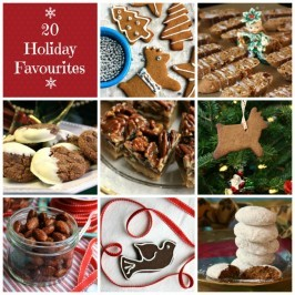 20 recipes for holiday favourites
