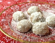 molasses walnut drops