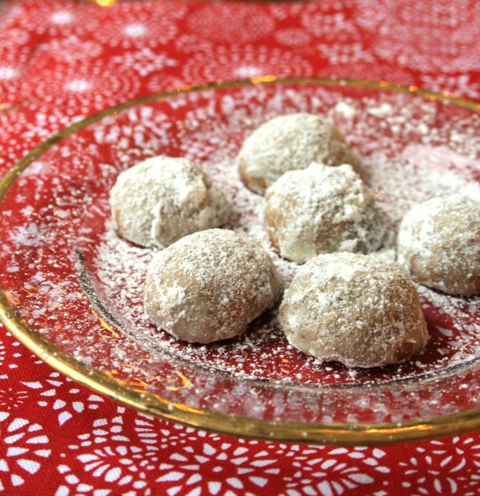 molasses walnut cookies