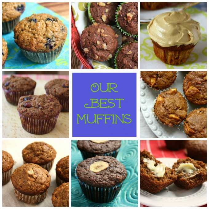 Our best muffin recipes