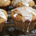 wholesome lemon poppy seed muffins