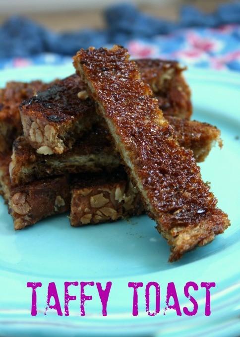 taffy toast