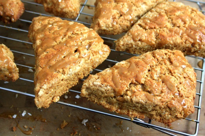 molasses buttermilk scones