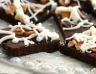 chocolate hazelnut cookie bars