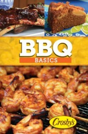 Barbecue Basics, a free eBook featuring  recipes for summer