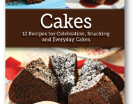 Cake recipes for all Occasions in a Free eBook