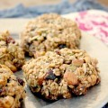 hearty granola cookies
