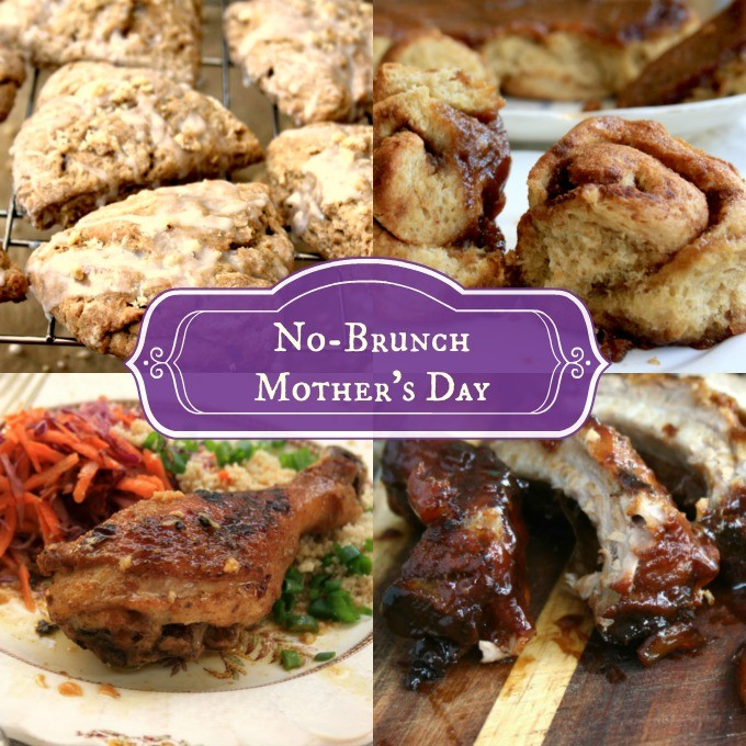 non-brunch ideas for mother's day