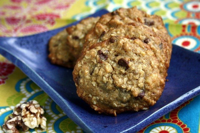 Cape Cod chocolate chip oatmeal cookies recipe healthy