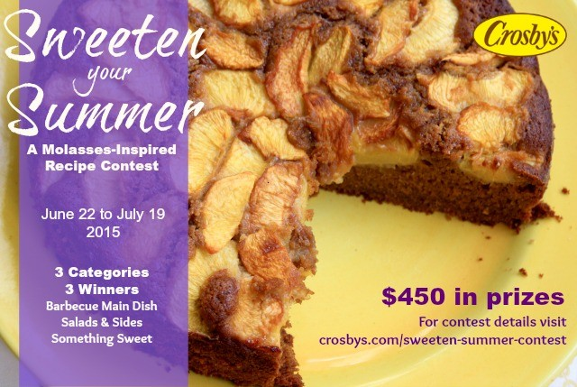 Sweeten your Summercontest