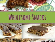 10 wholesome snacks for back to school