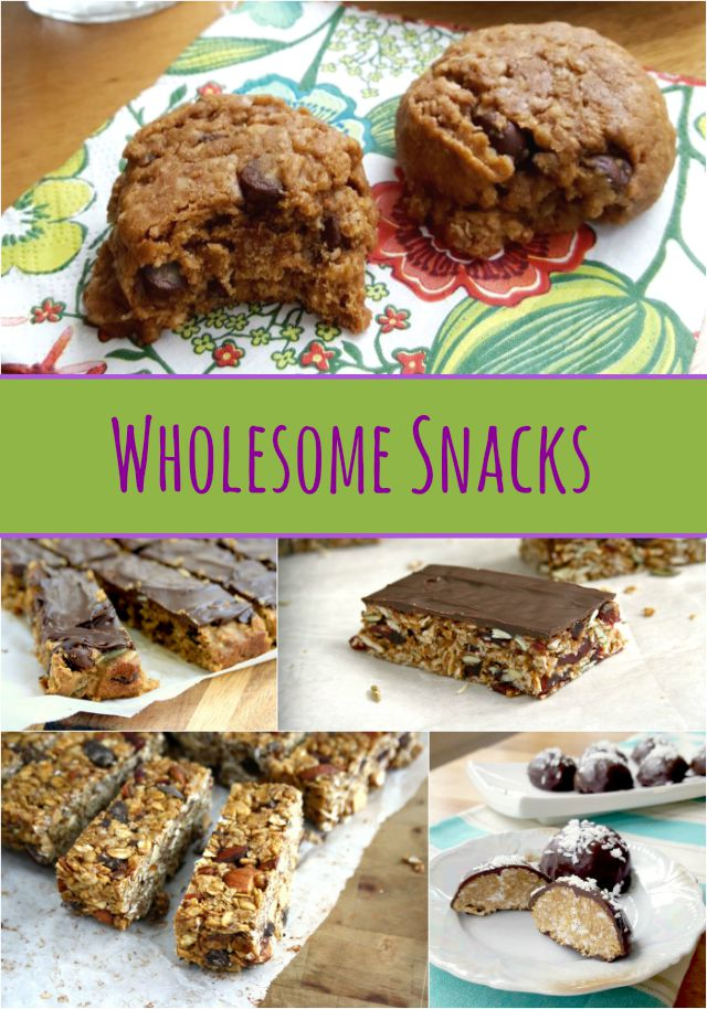 10 wholesome snack ideas for back to school