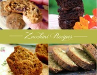 4 recipes for baking with zucchini