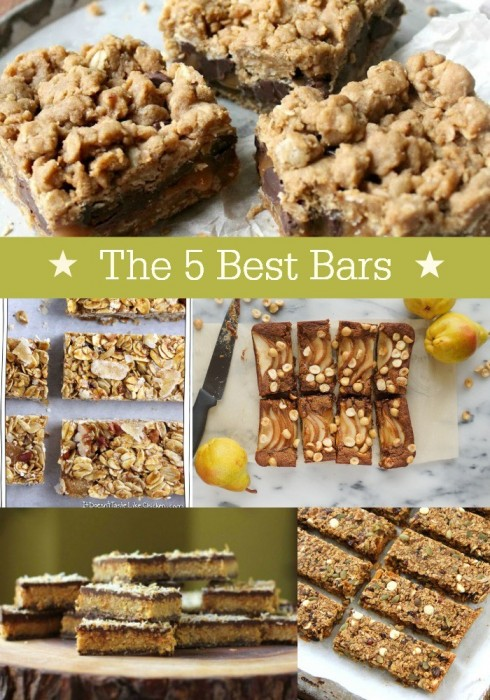 5 best bar recipes