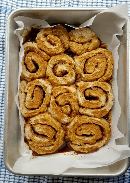 Yankee Buns Biscuit Style Cinnamon Buns