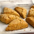 Pumpkin molasses biscuits are moist and flavourful, perfect with a bowl of soup or on their own