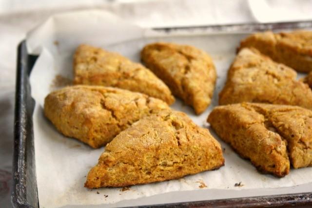 Pumpkin Molasses Biscuits - Crosby's Molasses