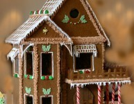 How To Make A Gingerbread House Tips Recipes Crosby S Molasses